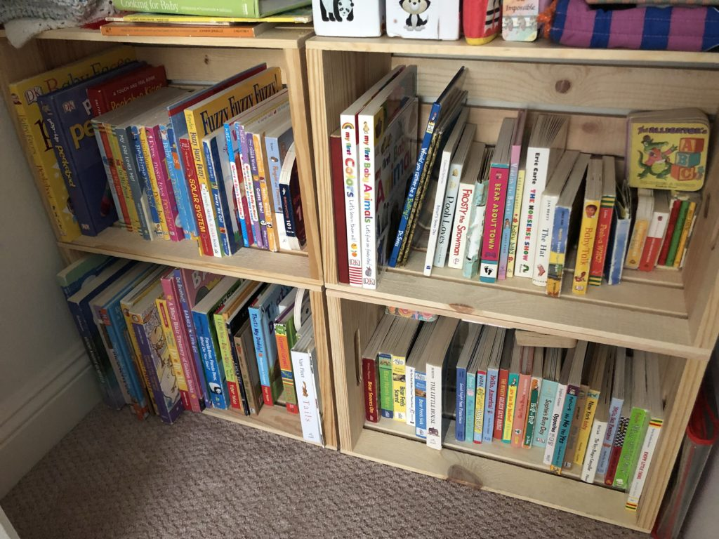 Diy Wooden Bookshelves Eco Friendly Easy And Cheap